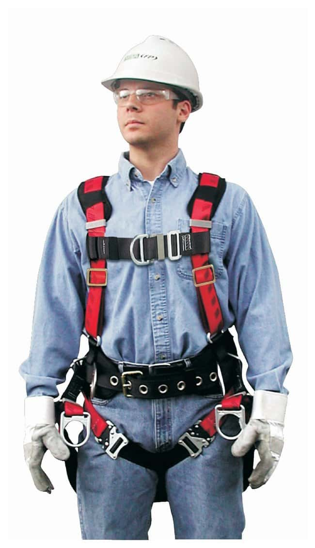 MSA Technacurv Tower Full-Body Harnesses:Gloves, Glasses and Safety:Fall