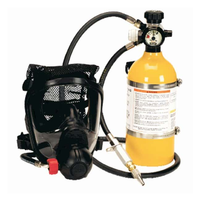 MSA PremAire Cadet Escape Respirators Without facepiece, fitting, or case;