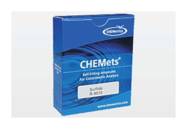 CHEMetrics Chemets Water Testing Kits:Testing and Filtration:Water Testing