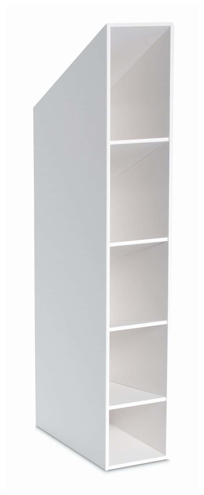 TrippNT Benchtop Acrylic Pipet Storage Bin Bench Top Pipet Storage 4 Bins :Racks,