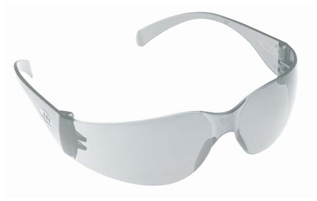 3M Virtua Eyewear Gray temples; I/O Gray antifog lens:Gloves, Glasses and