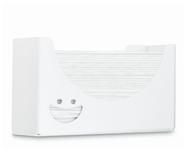 TrippNTWhite Folded Paper Towel Holder Smiley Paper Towel Holder:Laboratory