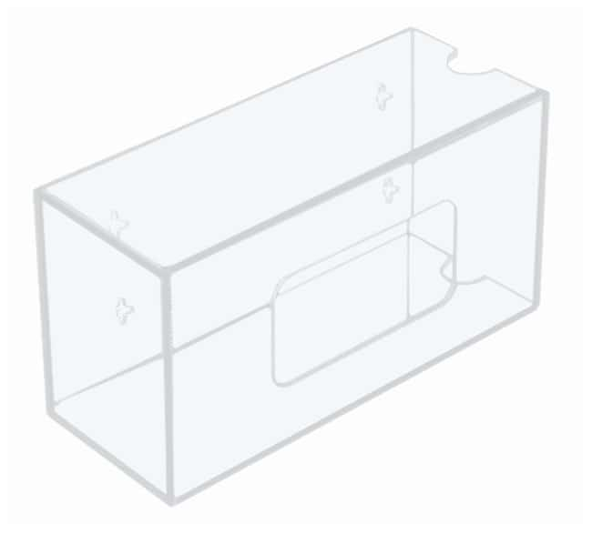 TrippNT Acrylic Glove Box Holders :Gloves, Glasses and Safety:Gloves