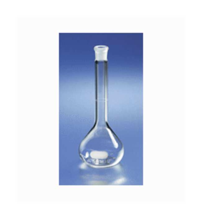Corning Verified Class A Volumetric Flasks With Polyethylene And Glass