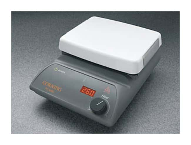 Corning™Pyroceram™  Hot Plate, 5°C to 550°C, Glass Ceramic PC-600D Hotplate Conventional Hotplates