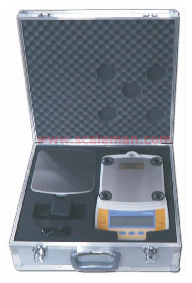 Sartorius Balances, Scales, and Analyzers Carrying Cases CPA Series:Balances,