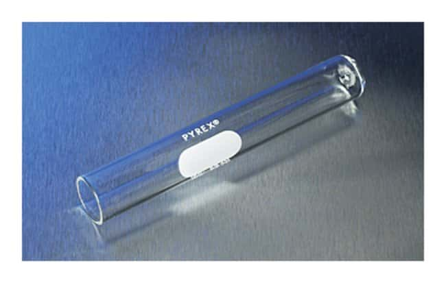 PYREX Reusable Borosilicate Glass Tubes with Plain End  27 mL; 18 mm