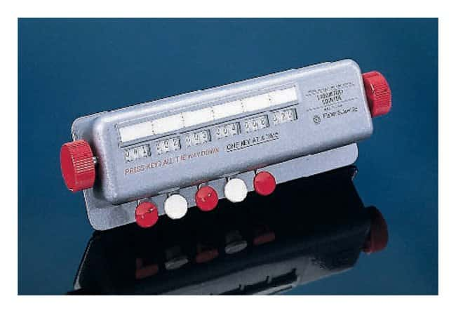 Fisherbrand Hand Tally Counters with Six Counting Units 6 counting units:Diagnostic