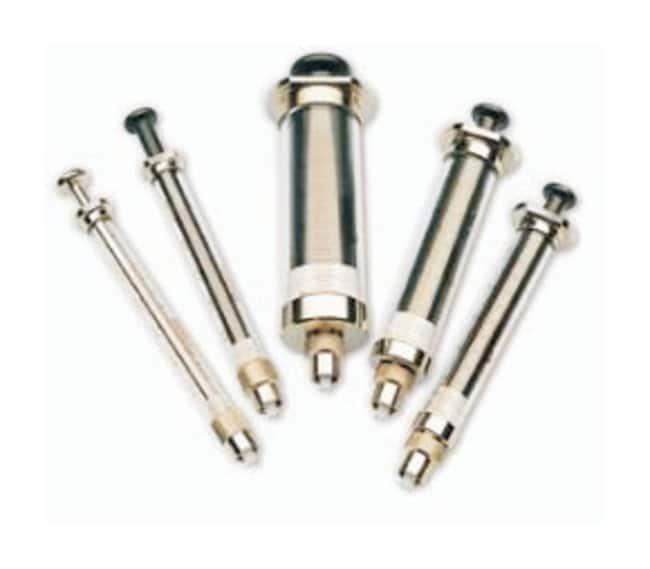 SGE™Gastight Syringes: Fixed Needle Models Fixed; Bevel point; Needle: 70mm; Gauge: 26; Volume: 10μL SGE™Gastight Syringes: Fixed Needle Models