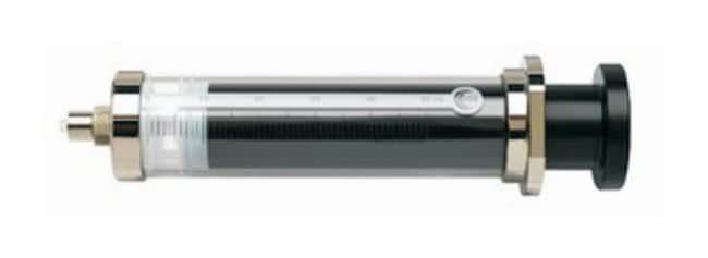 SGE™Jeringas estancas a los gases: modelos Luer-Lock extraíbles Sin aguja; Luer Lock extraíble; volumen: 50ml SGE™Jeringas estancas a los gases: modelos Luer-Lock extraíbles