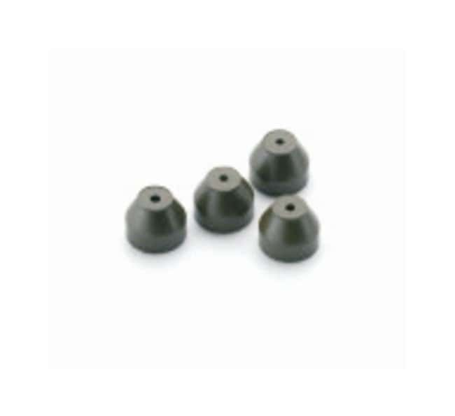 Trajan™Ferrules 100% graphite SGE™ Pour colonne de dia. int. 0,45 à 0,53mm; dia. int. de ferrule: 0,8mm Trajan™Ferrules 100% graphite SGE™