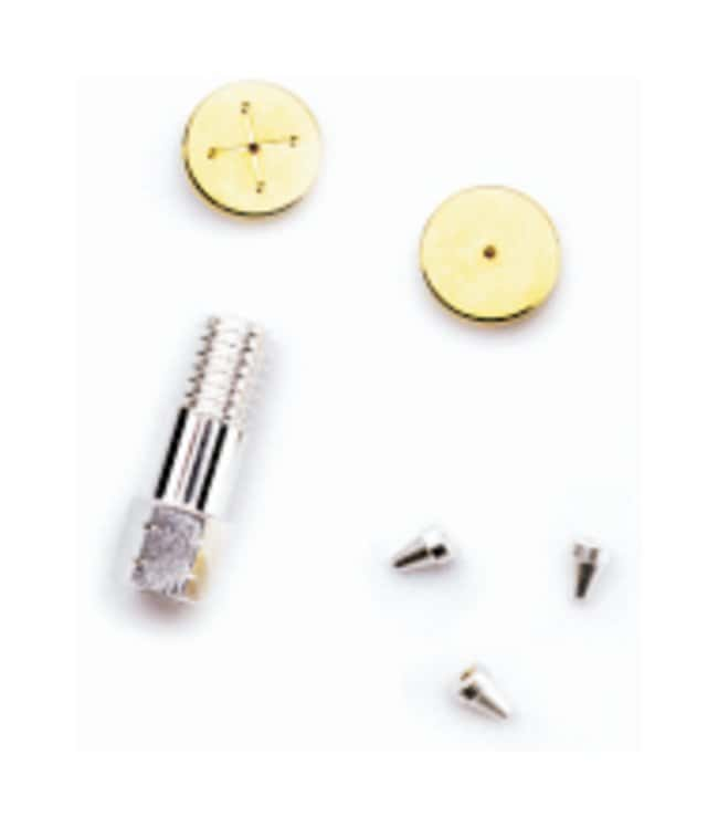 SGE™SilTite™ Ferrule Starter Kits Replacement SilTite Nuts and Base Seals SilTite Inlet Gold Base Seal; Pack of 2 SGE™SilTite™ Ferrule Starter Kits Replacement SilTite Nuts and Base Seals
