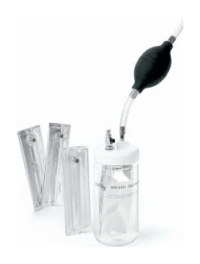 Trajan Gas and Vapor Sampler Bag Replacement for gas and vapor sampler;