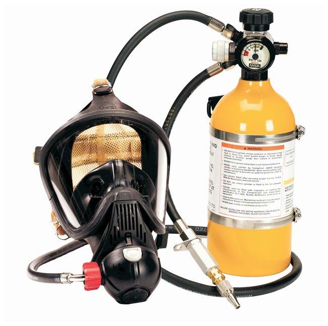 MSA PremAire Cadet Escape Respirators:Gloves, Glasses and Safety:Respiratory
