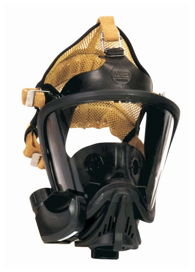 MSA Ultra Elite M7 Facepiece:Gloves, Glasses and Safety:Respiratory Protection