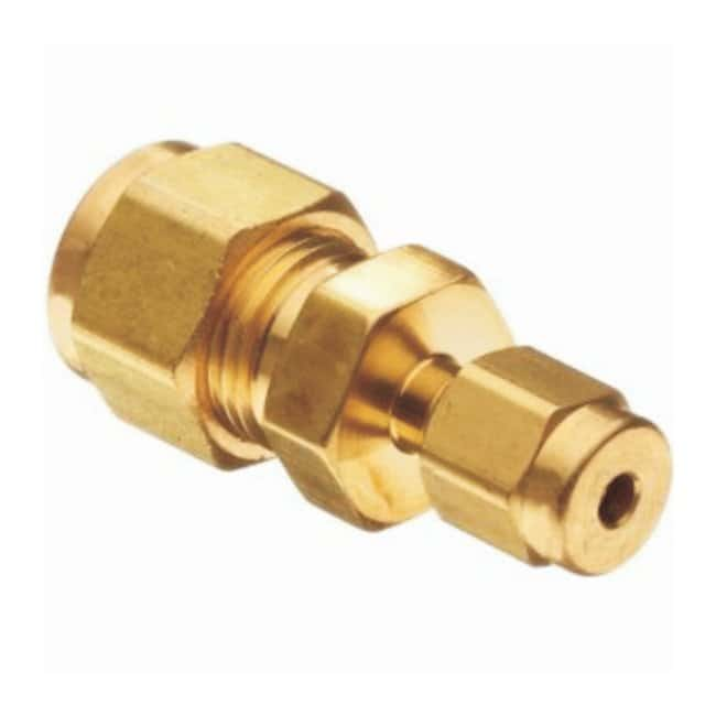 Restek™ fittings reducing unions brass union