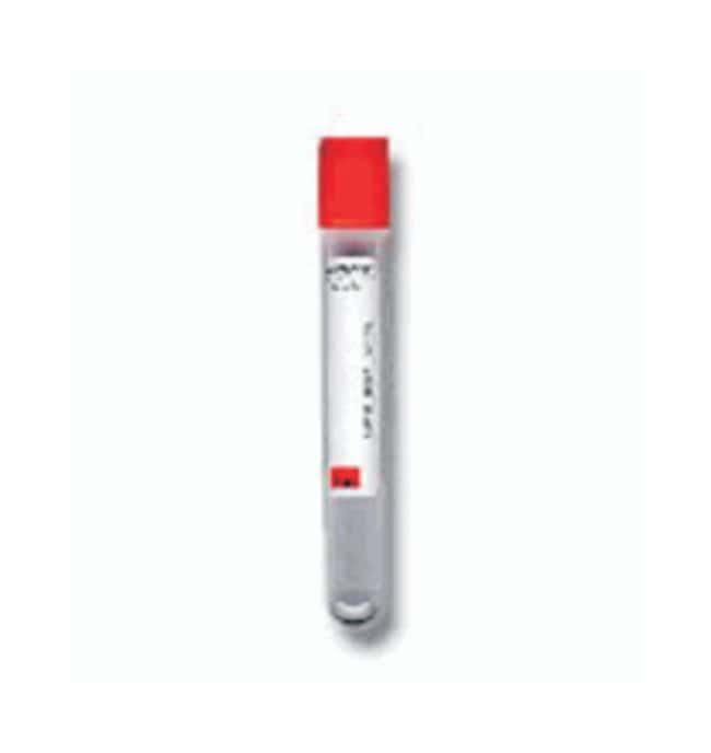 BD Vacutainer Venous Blood Collection Tubes: Vacutainer Plus Plastic Serum