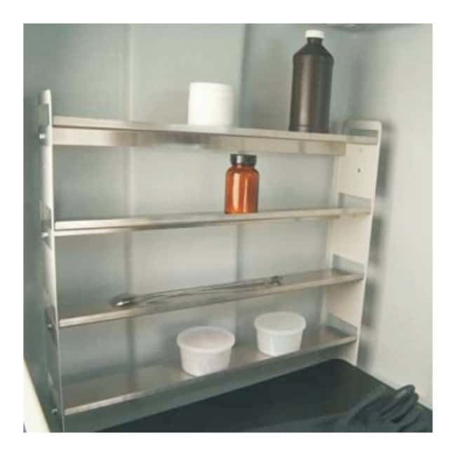 Labconco Left Side Interior Self Storage Kit for Precise Glove Boxes Left