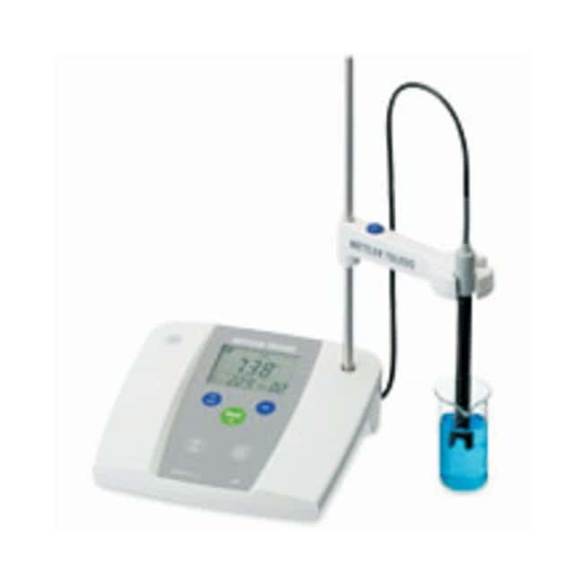 Mettler Toledo™FiveEasy Plus™ FEP20 pH Meter: pH Meters Electrochemistry