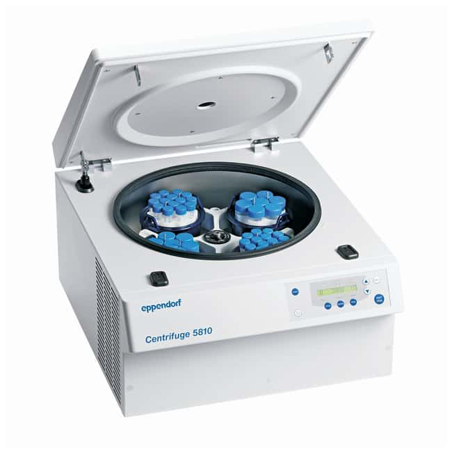 Eppendorf™ Model 5810 Centrifuge and Rotor Packages