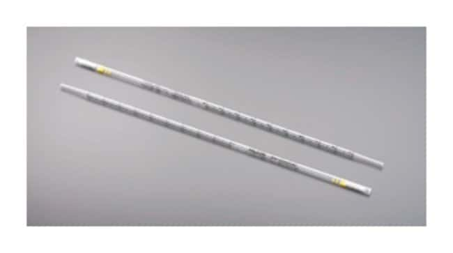 Corning™Pipetas serológicas Falcon™, embalaje a granel Capacity: 1mL; Subdivision: 0.01mL; Overfill capac.: 0.4mL; Yellow; Standard Tip Corning™Pipetas serológicas Falcon™, embalaje a granel
