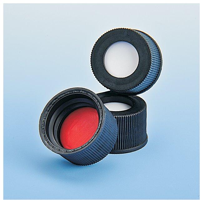 Worldwide Glass Resource13-425 Polypropylene Screw Thread Closures:Vials:Autosampler