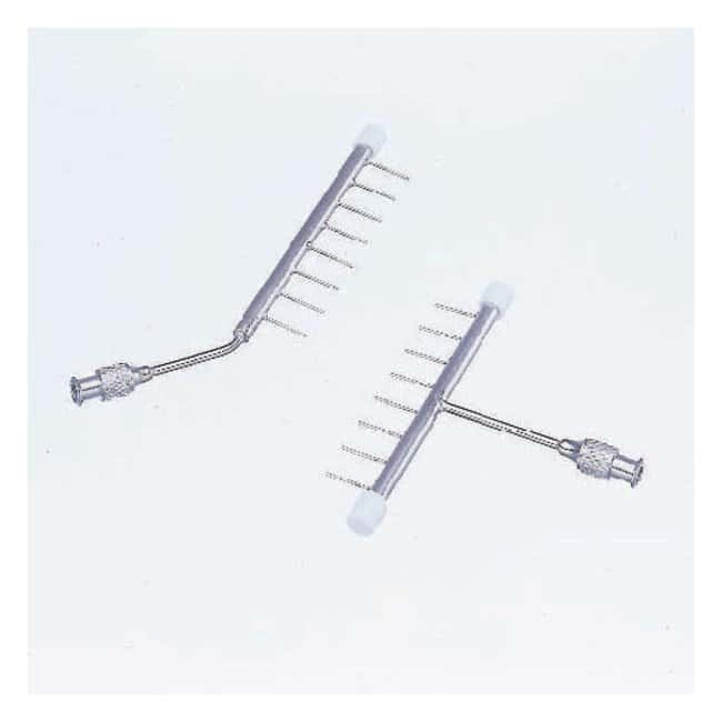 DrummondDispensing Manifold Bent shaft; 12-place for 96-well plate:Pipettes