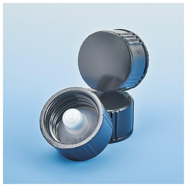 Worldwide Glass Resource13-425 Polypropylene Screw Thread Closures For