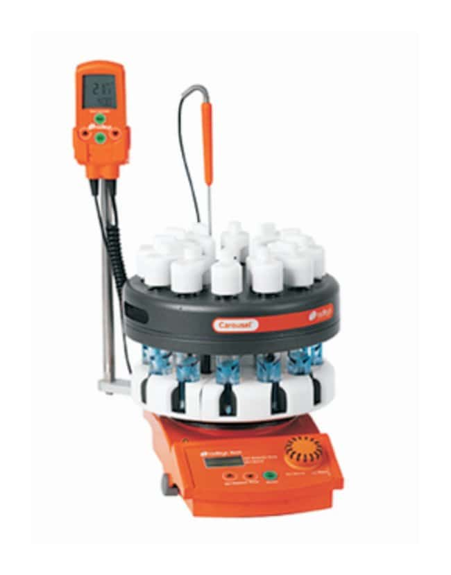 Heidolph Radleys Carousel 12 Plus Reaction Station Systems :Mixers, Shakers