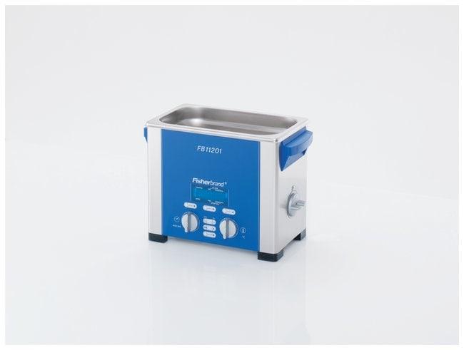 Fisherbrand112xx Series Advanced Ultrasonic Cleaner Model P30; 115V; 2.75L;