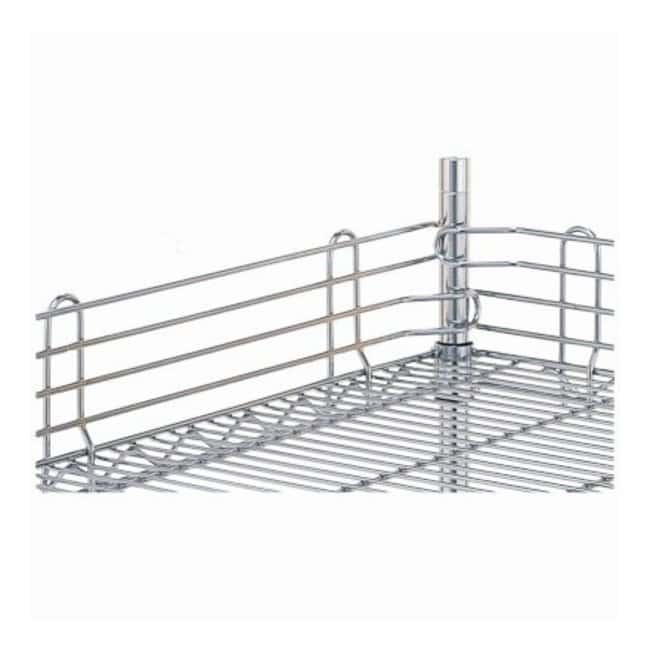 metro super erecta wire shelving accessory shelf ledge. Black Bedroom Furniture Sets. Home Design Ideas