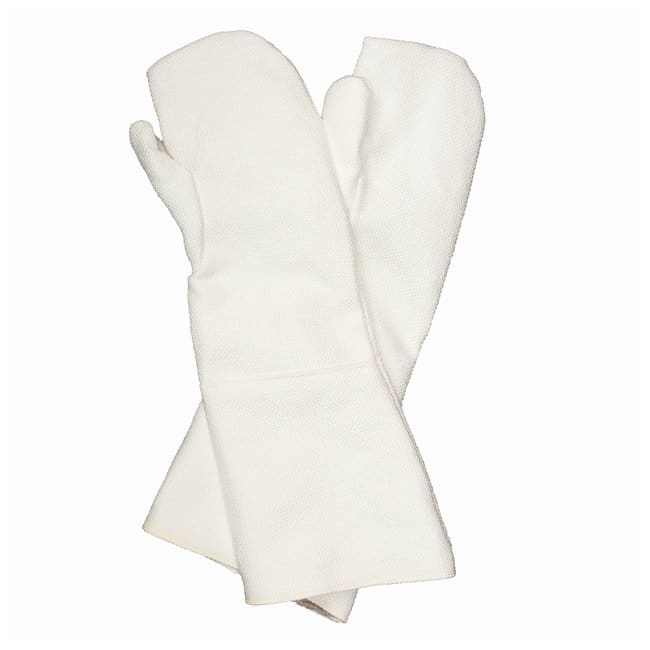 Newtex Zetex Heat Resistant Mitts Zetex Mitten; 23 in. L (58cm):Gloves,