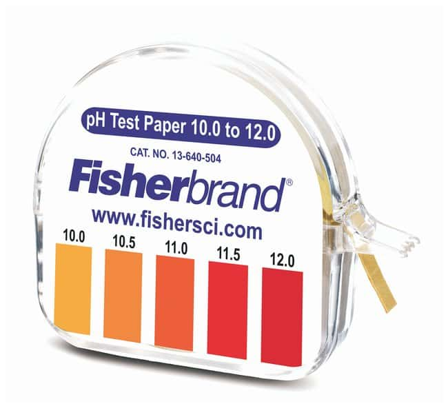 FisherbrandpH Paper Rolls:pH and Electrochemistry:pH Paper and other Test