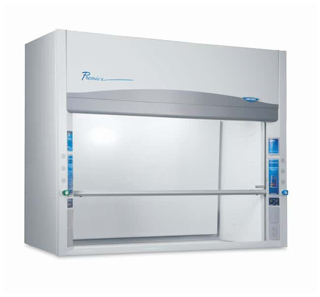 Labconco 6 Ft. Protector Premier Laboratory Hood Two services, with blower;