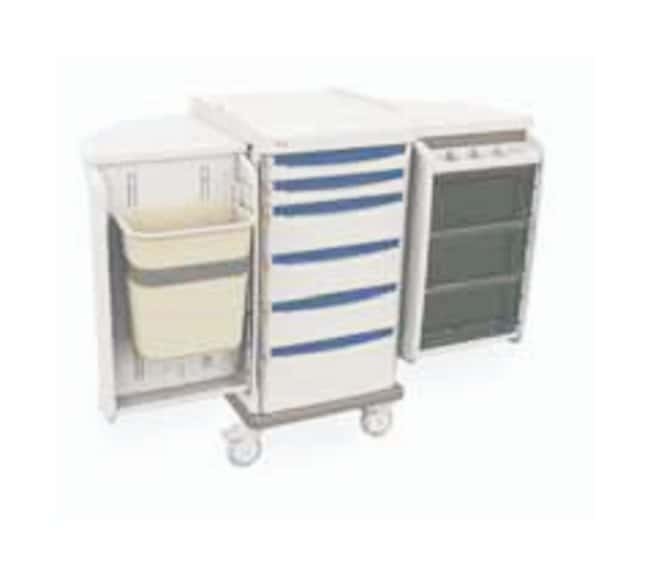 Metro™Starsys™ Preconfigured Mobile Workstation, General Supply Cart General Supply Cart General Purpose Dollies and Trucks