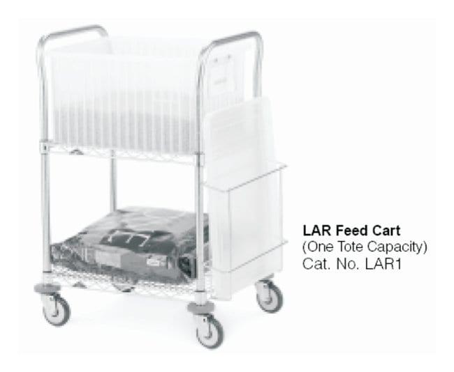 Metro Lab Animal Feed (LAR) Cart:Furniture, Storage, Casework, Carts and