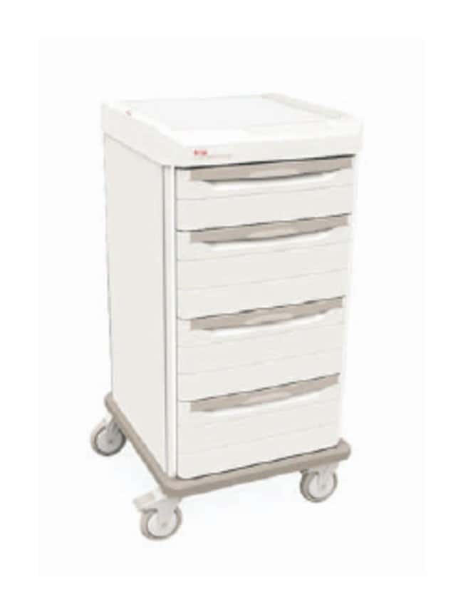 Metro™Starsys™ Preconfigured Mobile Workstation, Personal Protective Equipment Cart
