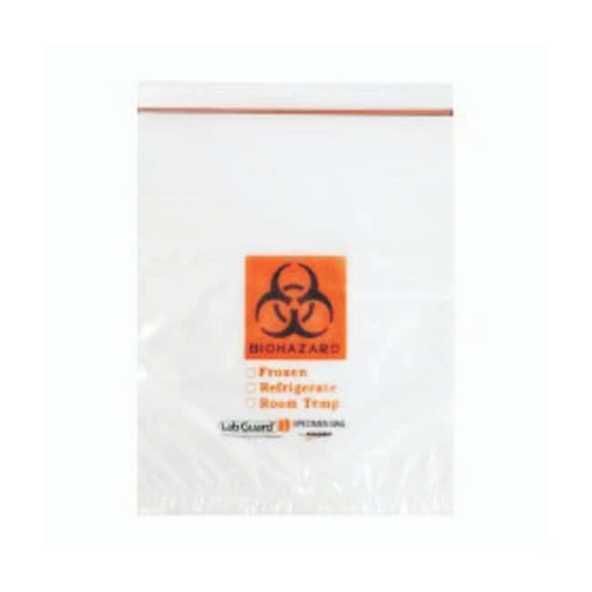 Minigrip Lab Guard Specimen Bags:Testing and Filtration:Food and Beverage