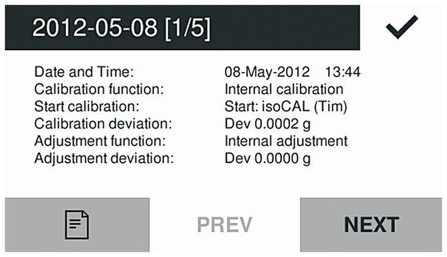 Sartorius™Secura™ Analytical Weighing Balances