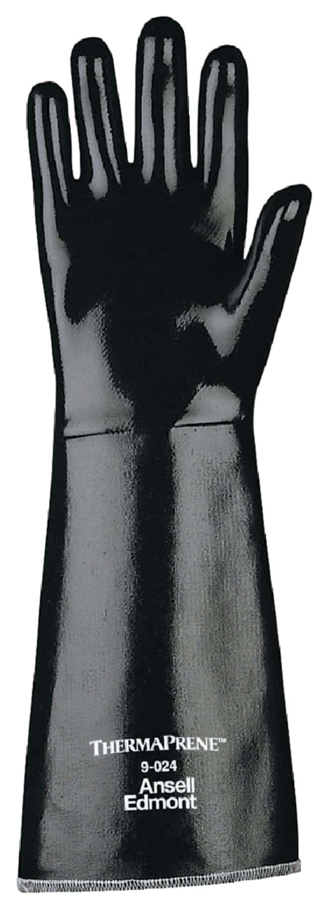 Ansell™ AlphaTec™ 19-026 Neoprene Dipped Gloves Length: 26 in. (66cm); Size 10 Products