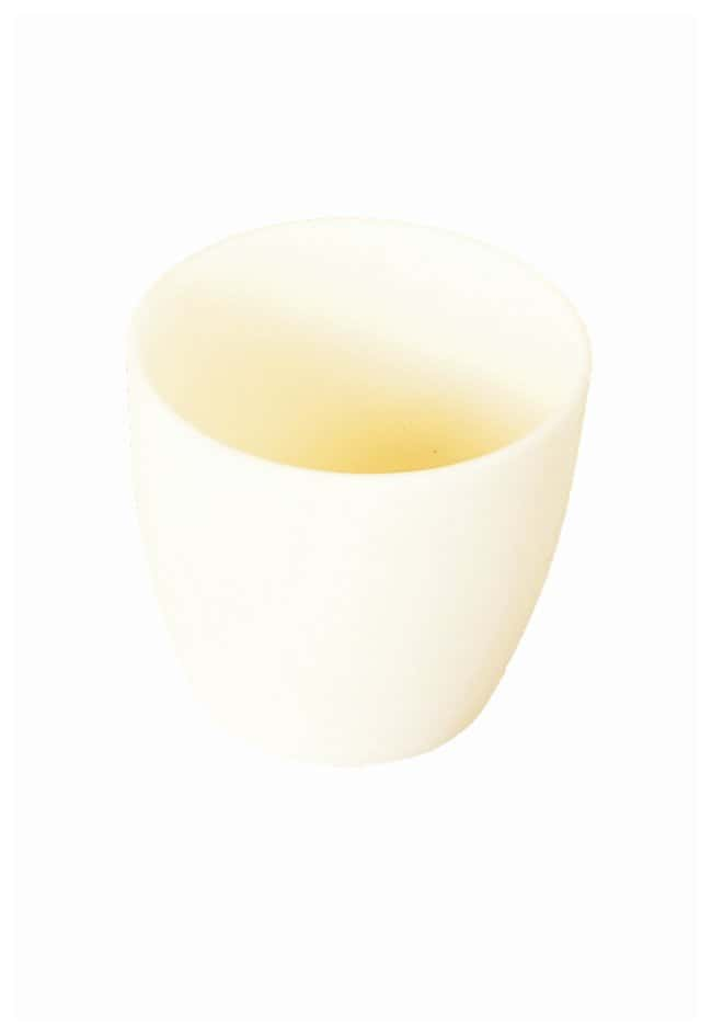 Fisherbrand Alumina Crucibles High-Form; Capacity: 20mL:Beakers, Bottles,
