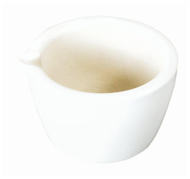 Fisherbrand Porcelain Mortars 150mL; 90mm OD:Sonicators, Homogenizers and