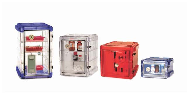 Bel-Art SP Scienceware Secador Gas-Purge Desiccator Cabinets Model 4.0