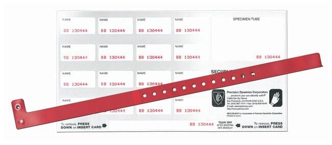 PDC Healthcare SecurLink Blood Recipient System Blood recipient system;