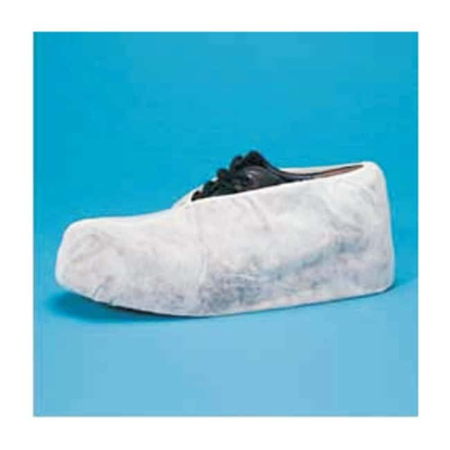 Keystone Safety Polypropylene Shoe Covers - X-Large Size in Bulk Package