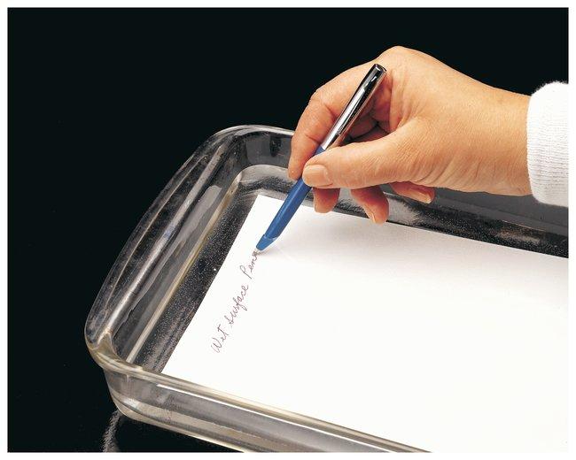 Bel-Art SP Scienceware Wet Surface Pen Wet surface pen; Black:Gloves, Glasses