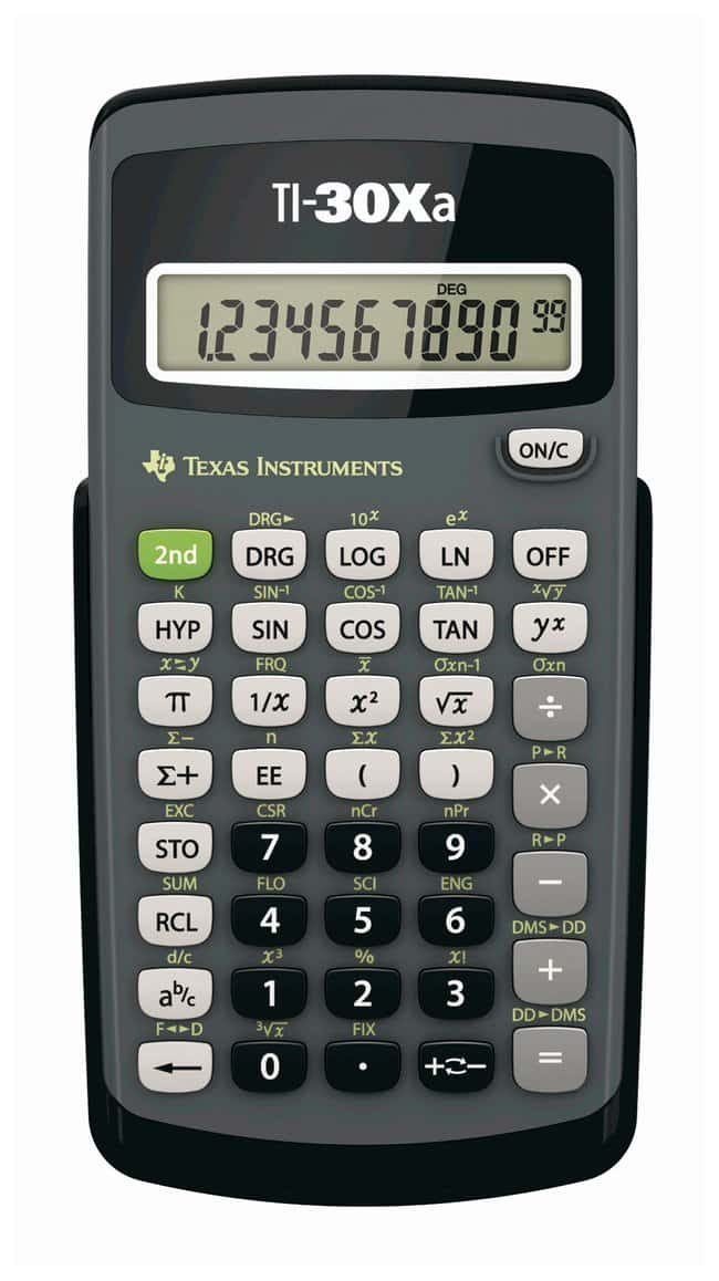 Texas Instruments™ TI-30Xa Calculator