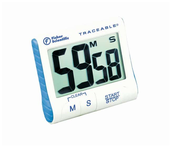 Fisherbrand&trade;&nbsp;Traceable&trade; Extra Large Digit Countdown Timer&nbsp;<img src=