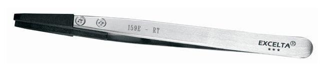 Excelta Carbofib-Tip Stainless Steel Tweezers:Spatulas, Forceps and Utensils:Tweezers