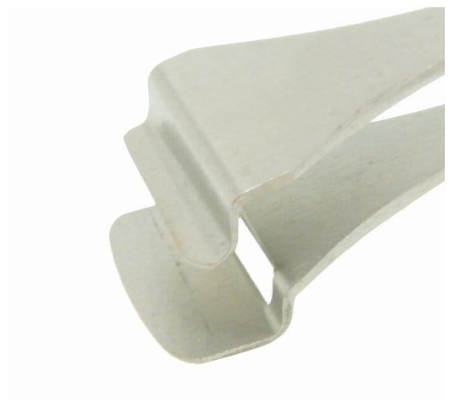 Excelta Wafer-Handling Tweezers for 5in. Wafers:Spatulas, Forceps and Utensils:Tweezers